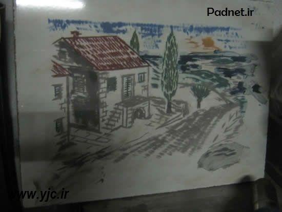نقاشی با فرز