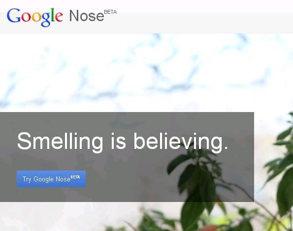 google nose1